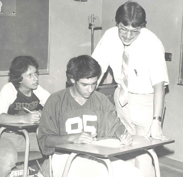1981, Brother Patrick Henry