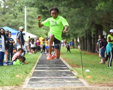 Track and Field: Loudoun Legacy VA Runner Metro Richmond Cater Invitational 6.4.16
