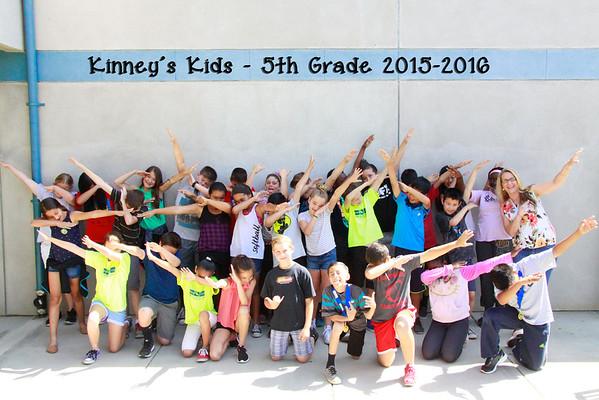Kinney's Kids 2015-2016