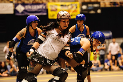 Nashville Roller Girls July 2012