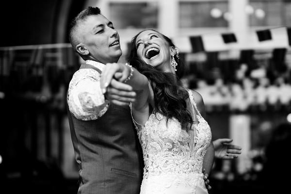 Amber & Martin Wedding