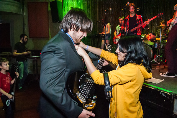School Of Rock Philly - Indie Rock - Johnny Brenda's - September 9, 2012