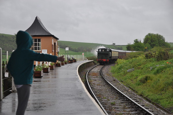 WSR: A trip on the West Somerset Railway. Monday 22nd April 2019 - Thursday 25th April 2019
