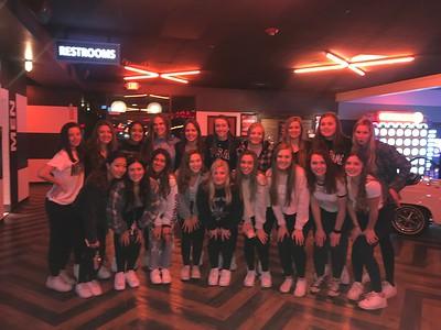 March 6, 12: Hailey Lacrosse Team Outing, Jen Friends