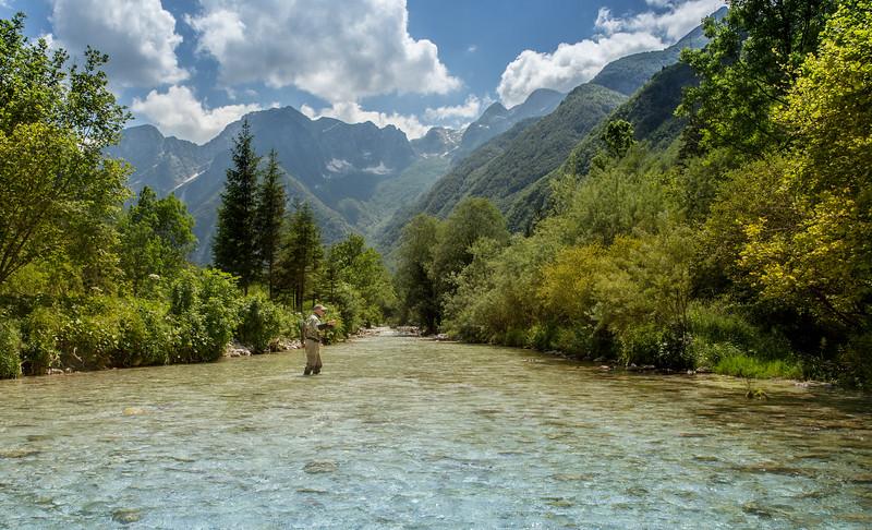The Lapena in Slovenia