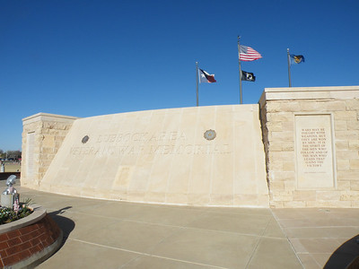 Lubbock Area Veterans War Memorial