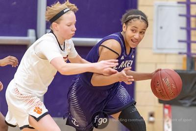 2-25-19 Minneapolis South at Minneapolis Southwest Girls Basketball
