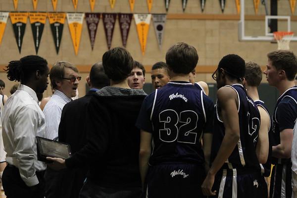 Varsity Boys Basketball League Champions 2011