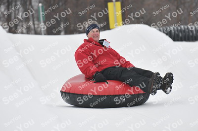 Snow Tubing 2-23-13 9-11am session