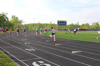 Section Track Meet: 5-27-2014