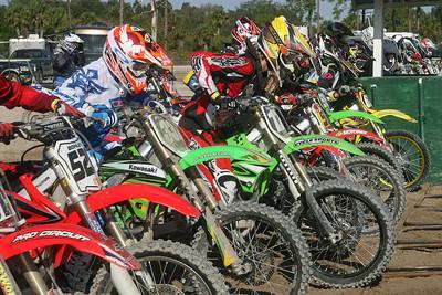 FTR-MX #7 @ Seminole Tribe Motocross 2009