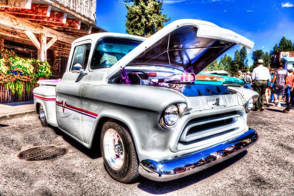 1956 Chevy PU - Mel Colby
