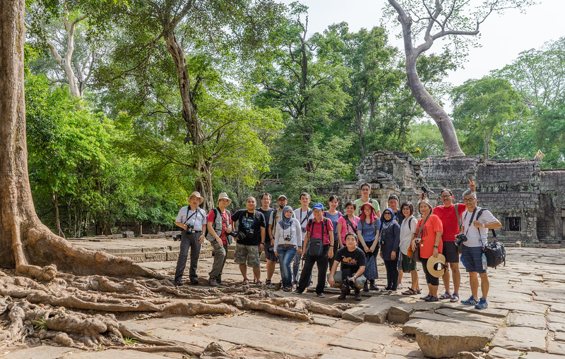 Tour Kamboja 1-5 Juni 2015