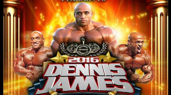 2016 Dennis James Classic