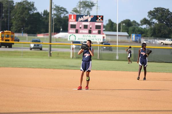 South Jones vs Hattiesburg - JV & Varsity Softball