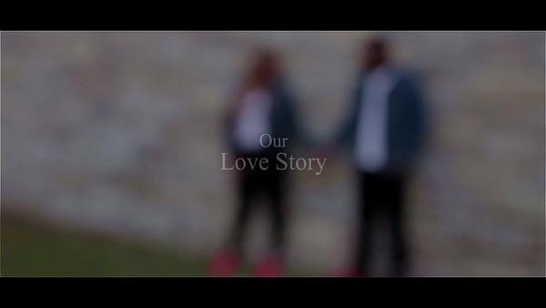 Alonso + Tashauna Love Story