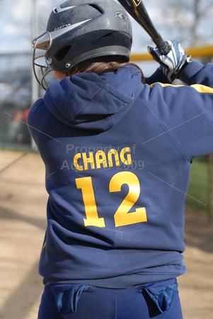 varsity softball, baseball and fs softball at milledgeville . 4.21.15