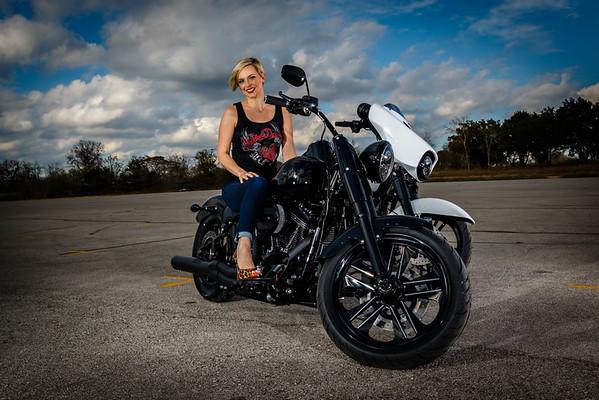 Harley and Heels Promo