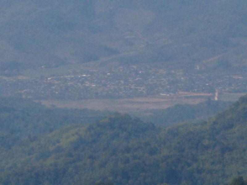 Mueng Yong, a town in Myanmar