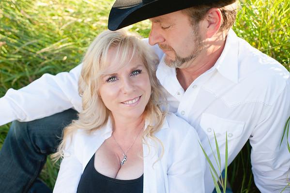 Sandra & Lloyd | Engaged