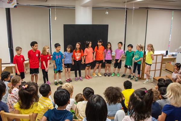 Grade 2 Drama Performance for ELC