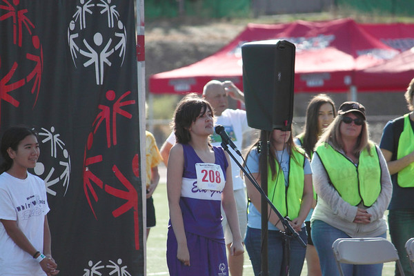 Special Olympics Track & Field