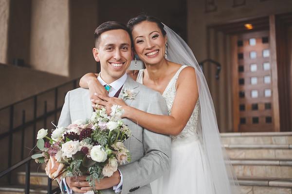 Maestas & Hampson Wedding