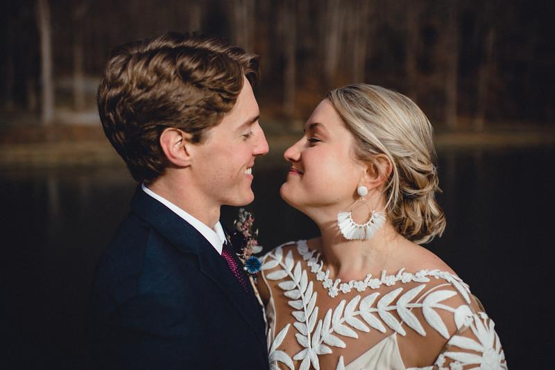 Requiem Images - Luxury Boho Winter Mountain Intimate Wedding - Seven Springs - Laurel Highlands - Blake Holly -639.jpg