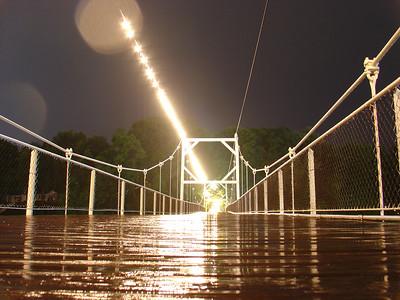 IB in the rain
