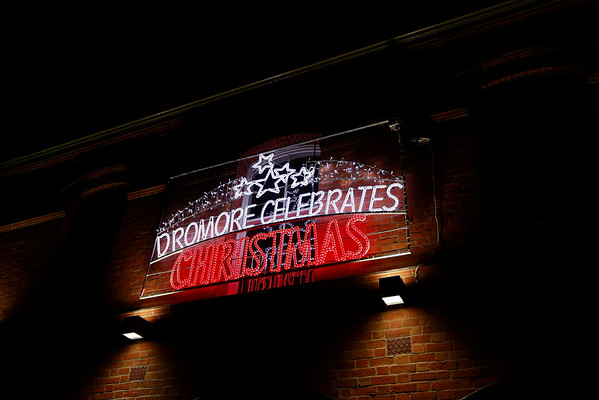 Christmas Lights Swith-on Dromore (Down) 2016