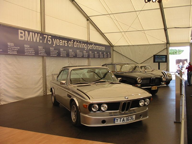 "BMW 3.0CSL ""Batmobile"""