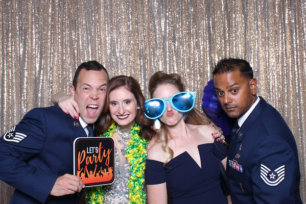 Storming the 1940's | Air Force Ball 2019