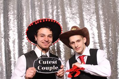 Watertown High School Masquerade Prom 19