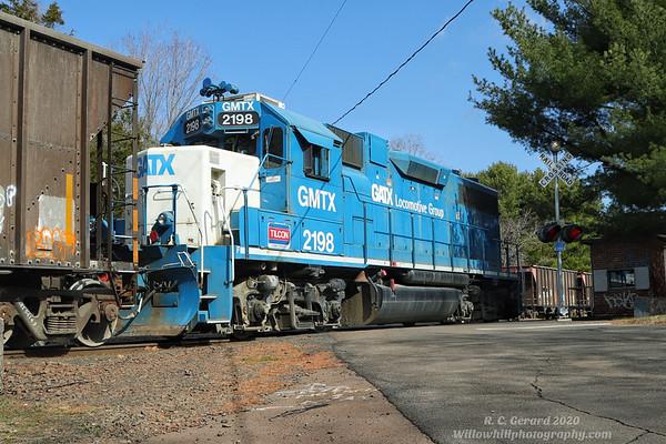 Branford Steam Railroad (Tilcon)