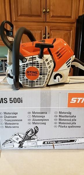 Stihl MS500i