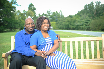 Myesha and Sean's Engagement Session