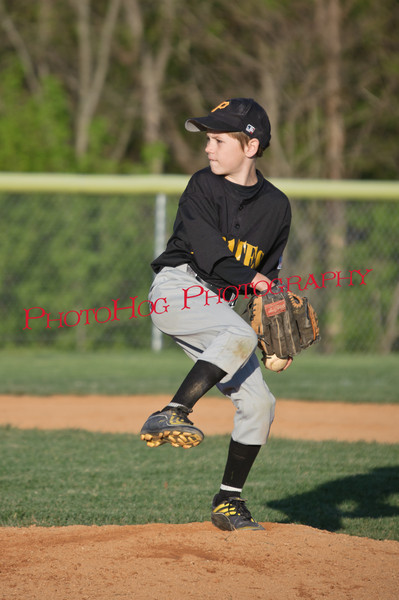 Brunswick baseball April 21, 2011