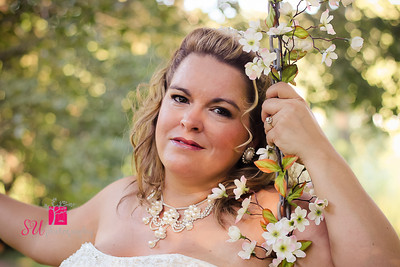 Crystal Fedock - Bridal Session 2015