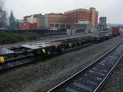 FTA - Freightliner 'Inner' Flat Wagon