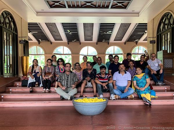 2019 SERMHS87 Reunion @ Ibiza, Kolkata IN