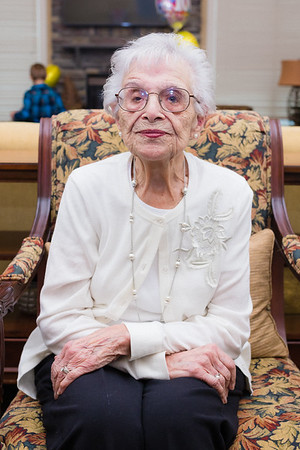 Rose's 100th Birthday