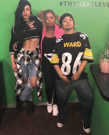 Da Brat's 90's Party - May 7, 2018 in Los Angeles, California