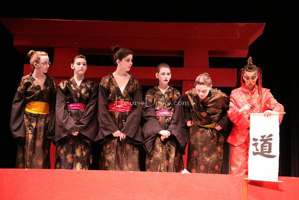 Mulan Jr. Musical 2010