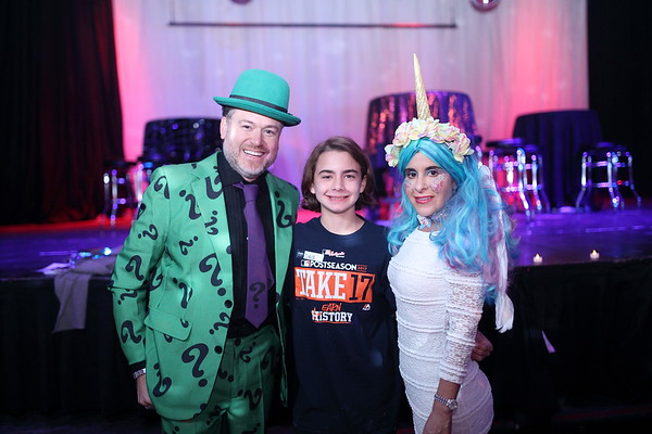 Maxwell's Annual Halloween Party - 2017 - Quys Photos