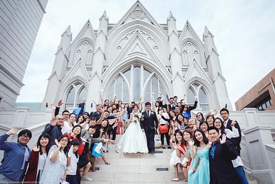 翡麗詩莊園 教堂證婚 [YeuYeu & Tina]