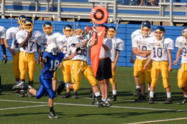 St. Xavier Freshman Football 09/19/2007