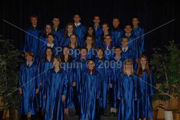 8th grade graduation . 5.24.12