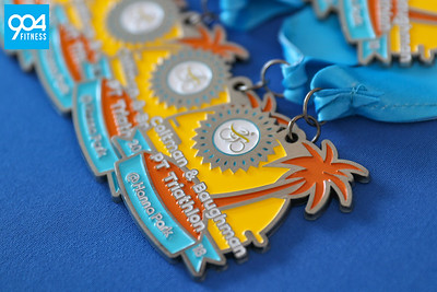 Coltman & Baughman Triathlon PT 2018