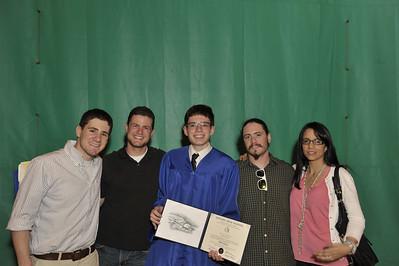 Danny Graduation