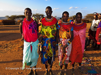 Kenya's Laikipia Plateau/Sabuk